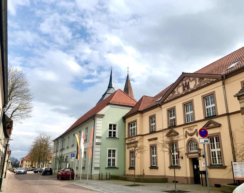 Makler Gransee - Rathaus
