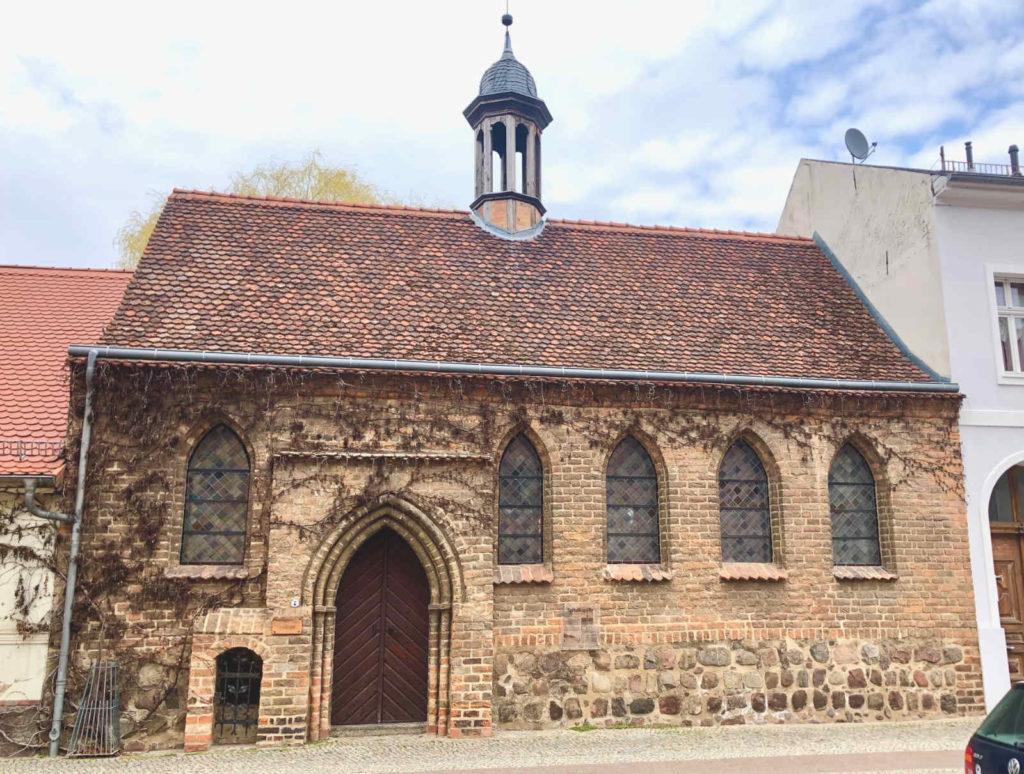 Makler Gransee - Spitalkapelle