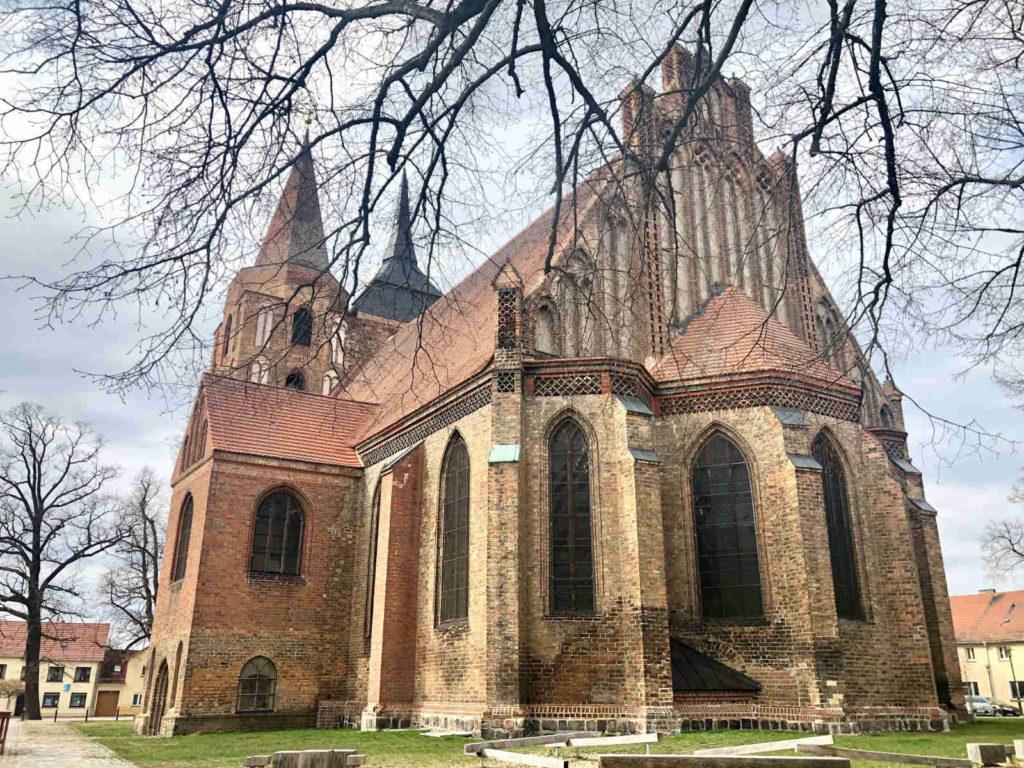 Makler Gransee - St. Marien Kirche