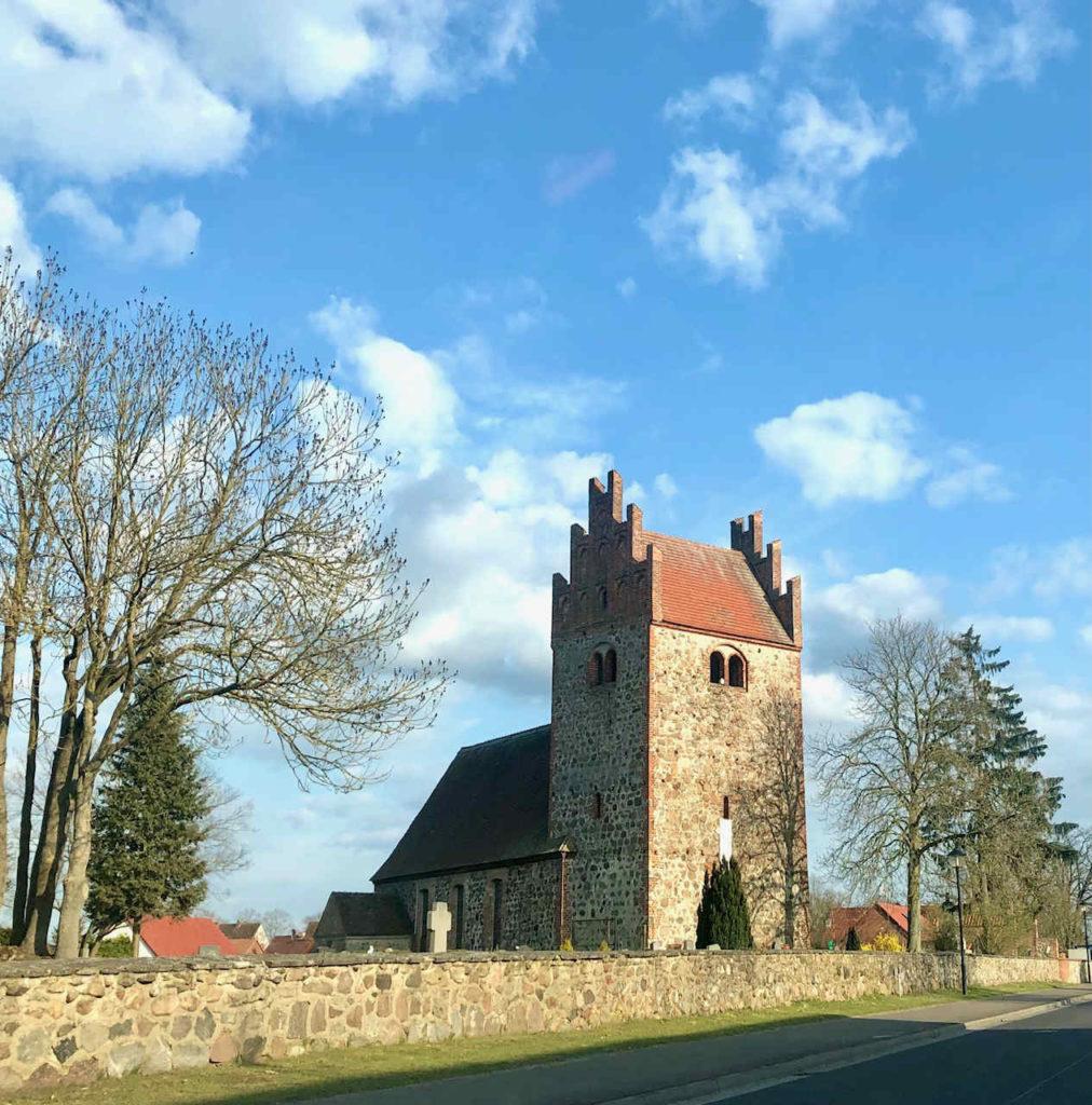 Immobilienmakler Herzberg (Mark) - Dorfkirche