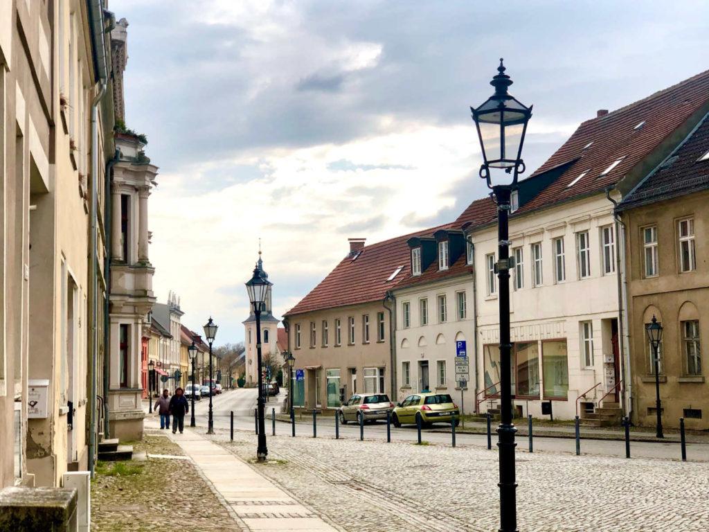 Immobilienmakler Lindow (Mark) - Altstadt