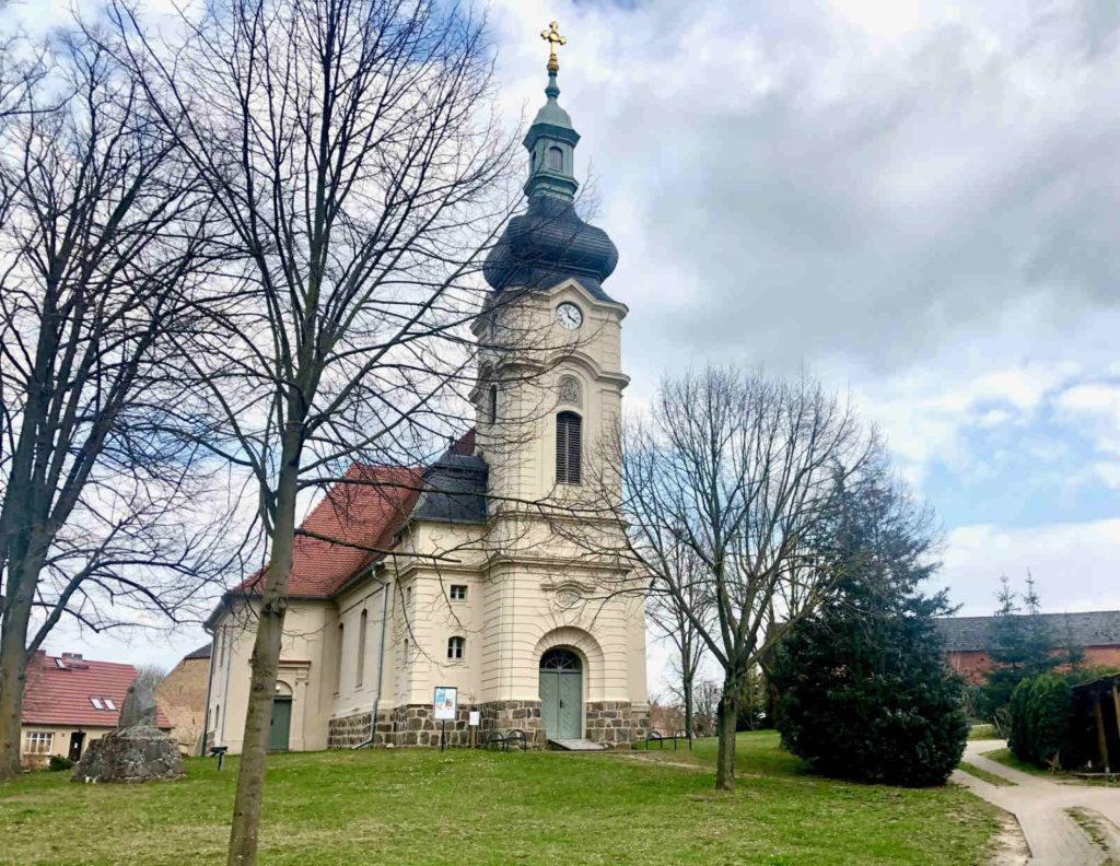 Makler meseberg - Dorfkirche