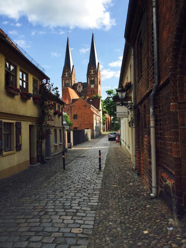 Immobilienmakler Neuruppin - die Altstadt