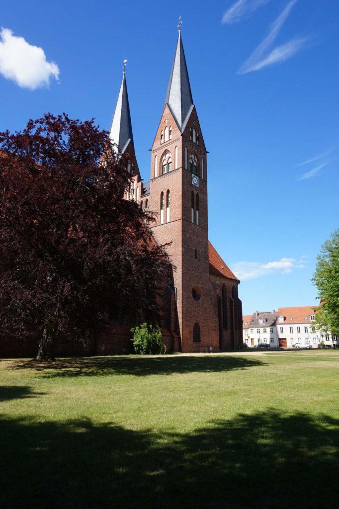 Makler Neuruppin - Klosterkirche