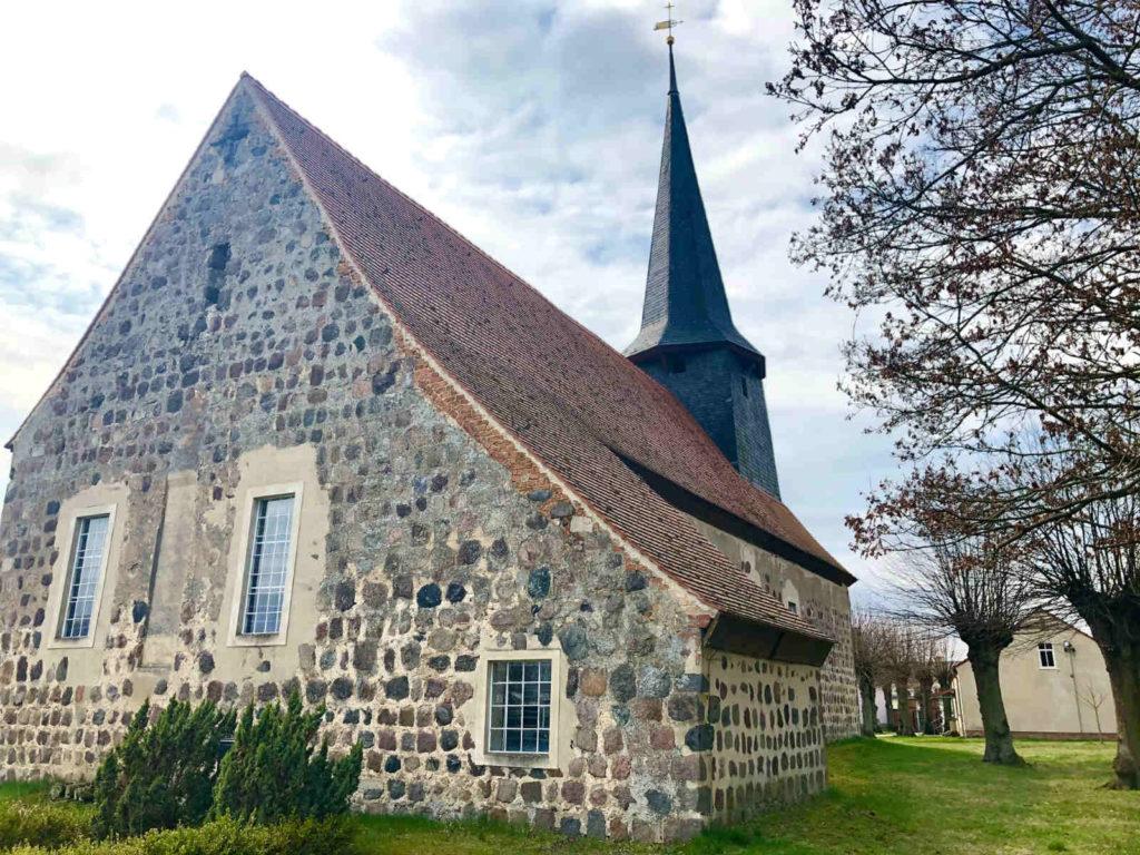 makler teschendorf - Kirche