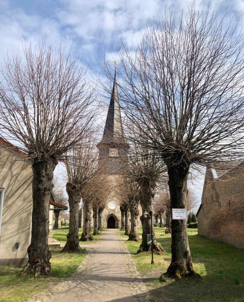 makler teschendorf - Dorfkirche