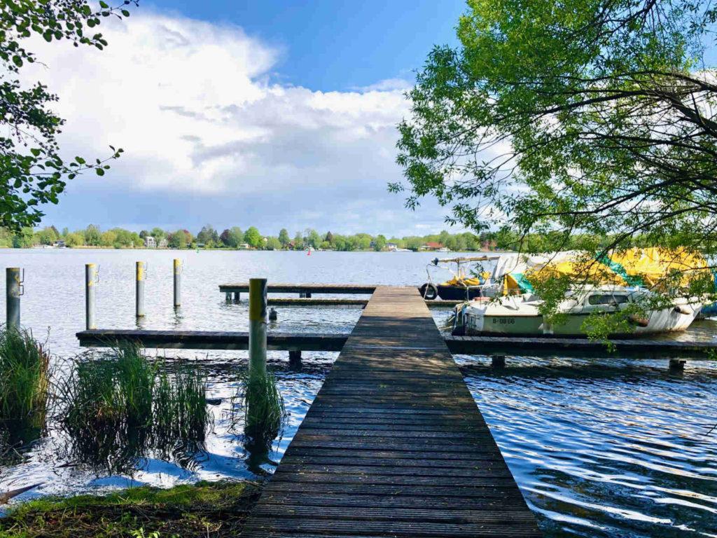 Immobilienmakler Nieder Neuendorf: Am alten Strom