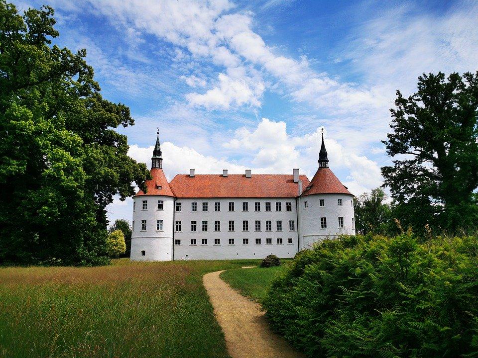 Makler Spreewald: Wasserschloss Luckau